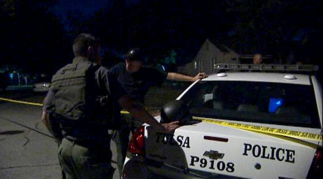 Tulsa Police Arrest Suspect And His Mother After 8-Hour Standoff