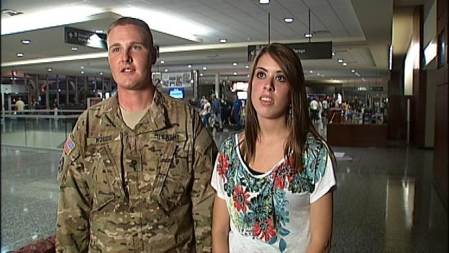 Facebook Post Helps Bring Green Country Soldier Home