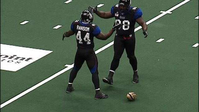 Talons Set Franchise Mark in Victory