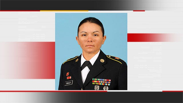 Fort Sill Drill Sergeant Competing For Top Drill Sergeant Honor