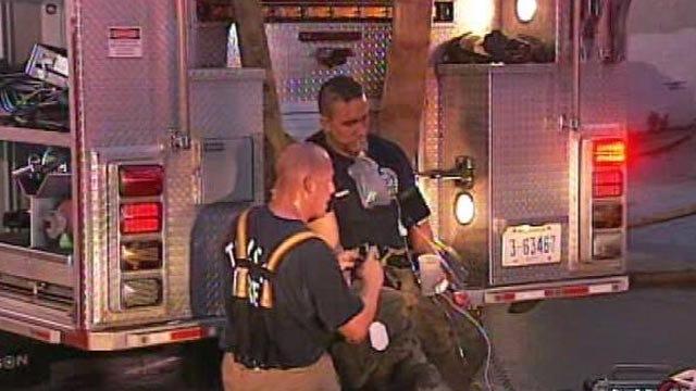 Investigators Call Third Fire At North Tulsa Business Suspicious