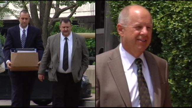 Prosecutors Given Permission To Talk To Jurors In Tulsa Police Corruption Trial