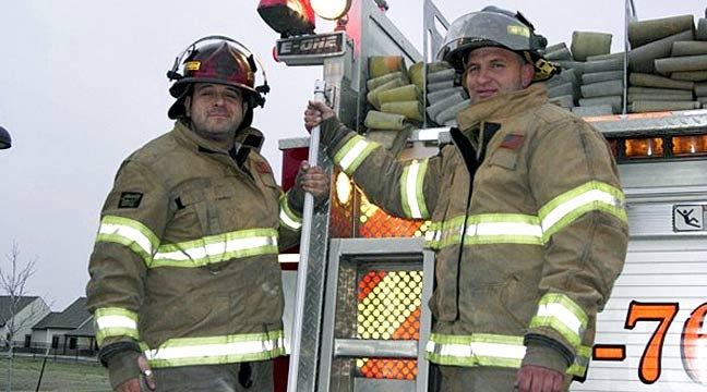 Tulsa Firefighter Defeats 'Man V. Food Nation' Challenge