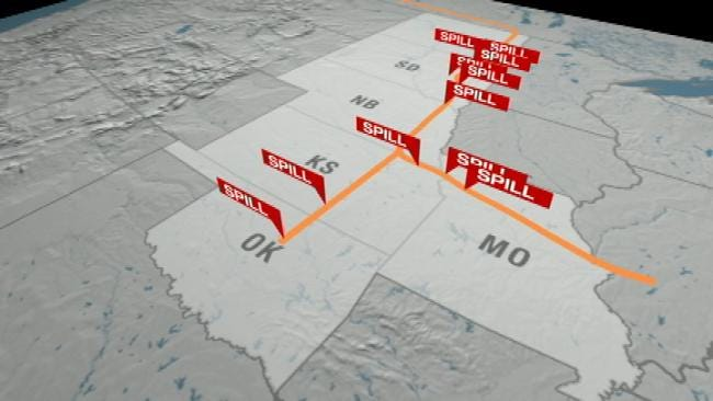 More Concerns Raised About Proposed Crude Oil Pipeline Through Oklahoma