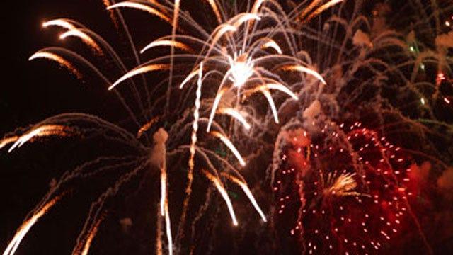 ONEOK To Sponsor Tulsa's Fireworks Show Along Arkansas River