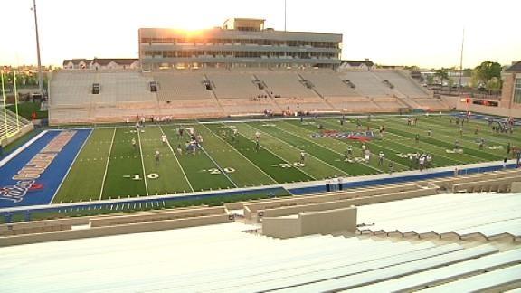 Tulsa vs. OSU Game Kickoff Set For 9 P.M.