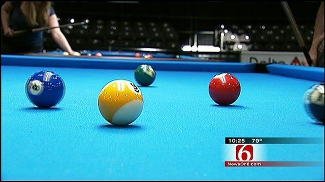 Women's Professional Billiards Hits Tulsa