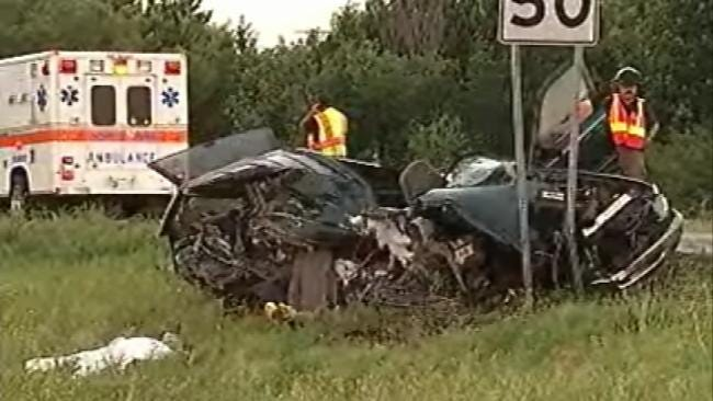 Claremore Teen Arrested After Suspected DUI Crash Kills Man, Baby