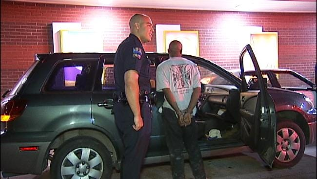 Driver Arrested For DUI After Crash In Tulsa Restaurant's Drive-Thru Lane