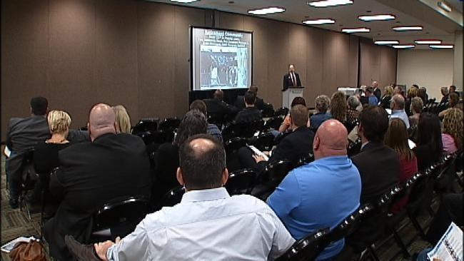 Leaders Look For Solutions in Tulsa Meth Summit