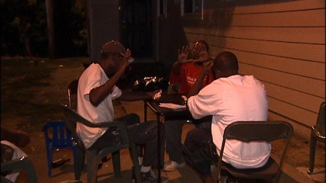 Bystanders See Nothing In Overnight Tulsa Shooting