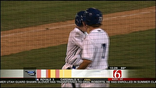 Drillers Snap Skid on Sardinha Walkoff in Extras