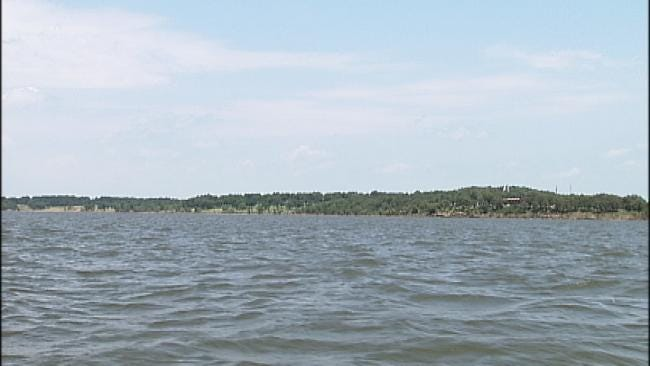Low Water Level At Fort Gibson Lake May Be Hazardous For Boaters
