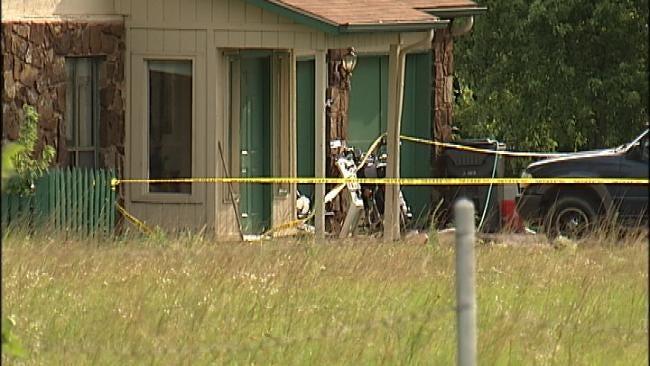 Man Shot Dead In Glenpool Domestic Disturbance