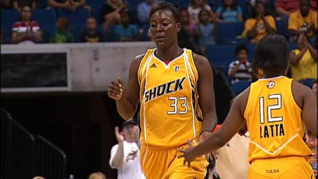 Tulsa Shock Finalizes Roster, Releases Broadcast Schedule