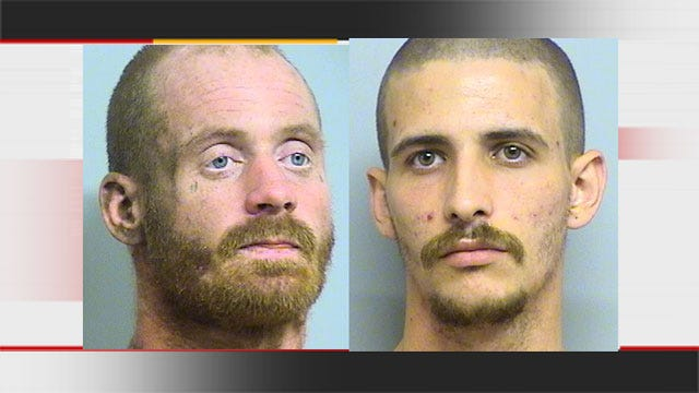 Two Men Arrested After Shooting Call Turns Up Tulsa Meth Lab