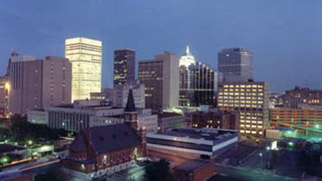 Oklahoma City Is One Of The Ten Best Places For Starting Over
