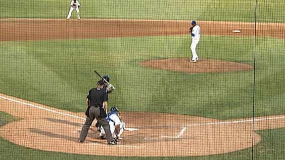 Pitching Hands Drillers Win To Start Series