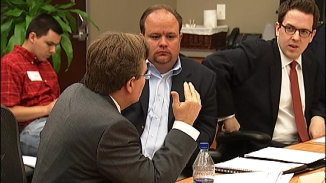 Battle Brewing At Tulsa City Hall Over New Election Maps