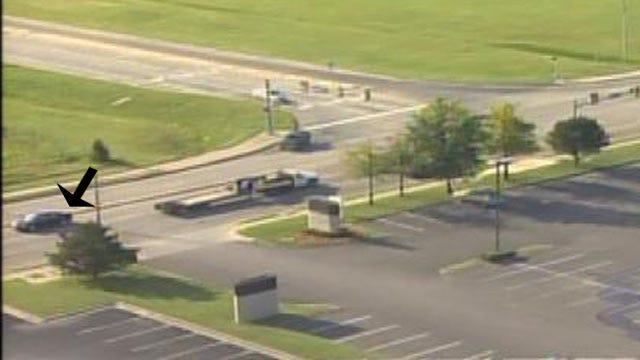 News On 6 Sky Cam Video Helps Tulsa Police Catch Fleeing Speeder