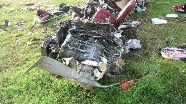 NTSB: Weather Played Role In Plane Crash That Killed Tulsa Family And Friend