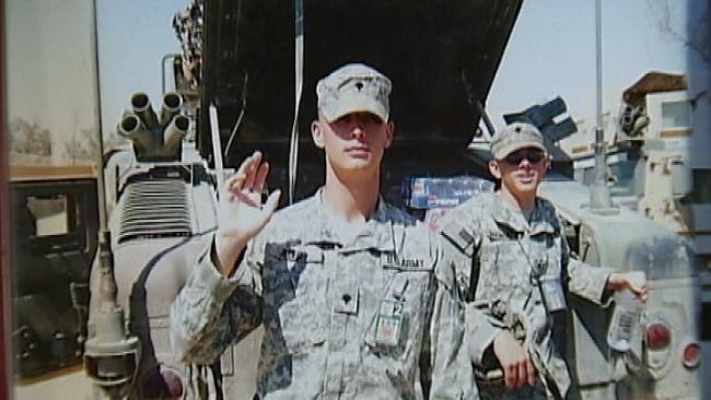Oklahomans React To Afghanistan Troop Withdrawal