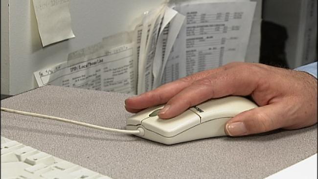 Child Porn Task Force Tracking Predators In Oklahoma