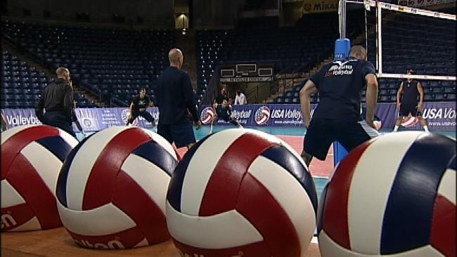 World League Men's Volleyball In Tulsa This Weekend