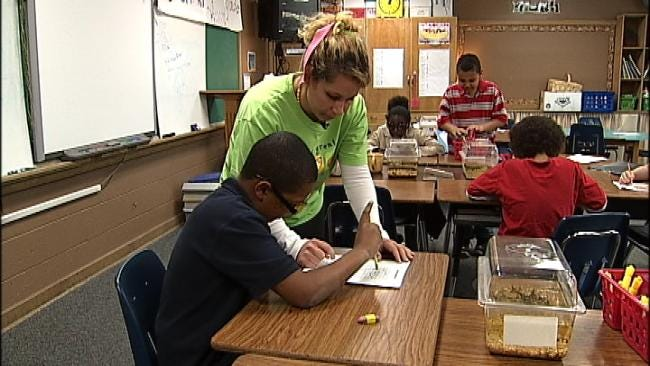 Budget Cuts Slash Stipend For Oklahoma Teachers