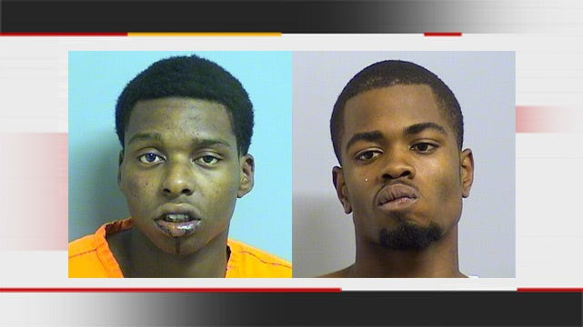 Tulsa K9 Officer Helps Track Armed Robbery Suspects