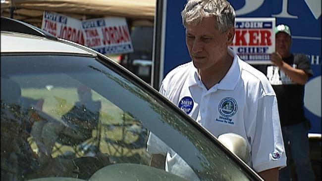 Cherokee Nation Elects New Principal Chief, Bill John Baker
