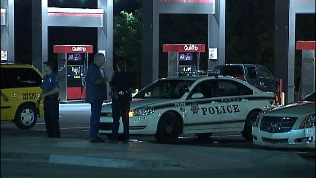 Man Robbed After Giving Woman A Ride In Tulsa