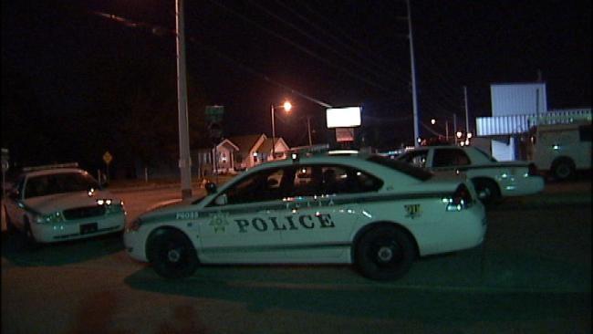 Man Shoots Shotgun After Girlfriend Cuts Arm In Tulsa House Party