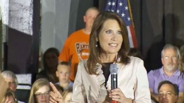 Oral Roberts University Law School Graduate Michele Bachmann Running For President