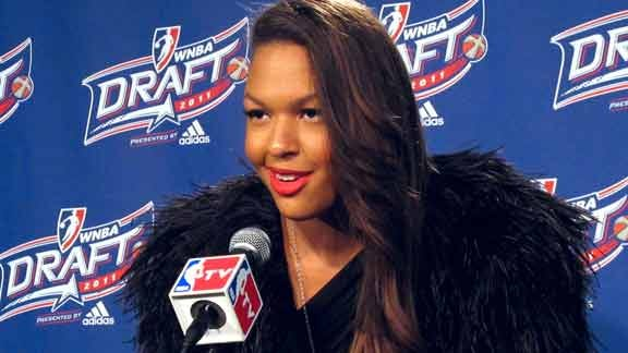 Shock Rookie Liz Cambage To Return Home After Season