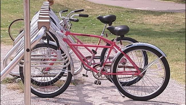 Upgrades Coming To Tulsa Townies Bicycle Stations