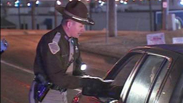 Troopers Plan DUI Checkpoints In Tulsa County