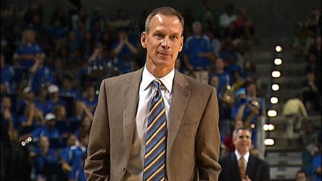 Tulsa's Wojcik Discusses Justin Hurtt's NBA Future