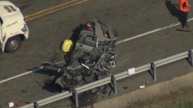 Victims Identified In Fatal Ambulance Crash Near Braggs