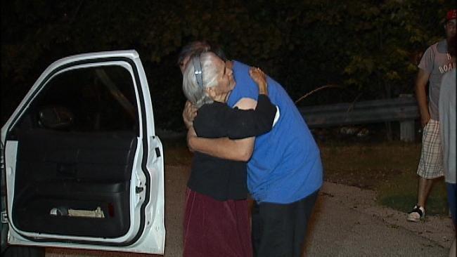 Tulsa Police Locate Missing Elderly Woman