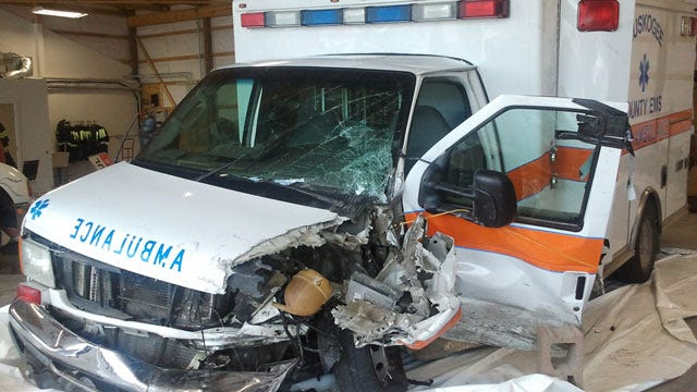 Two Victims In Deadly Braggs Ambulance Wreck Remain Hospitalized