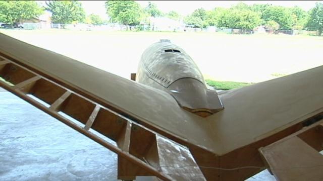 Oklahoma Man's Bugatti Plane Replica A Journey of Discovery