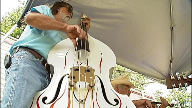 Skiatook Bluegrass Festival Fun For The Whole Family