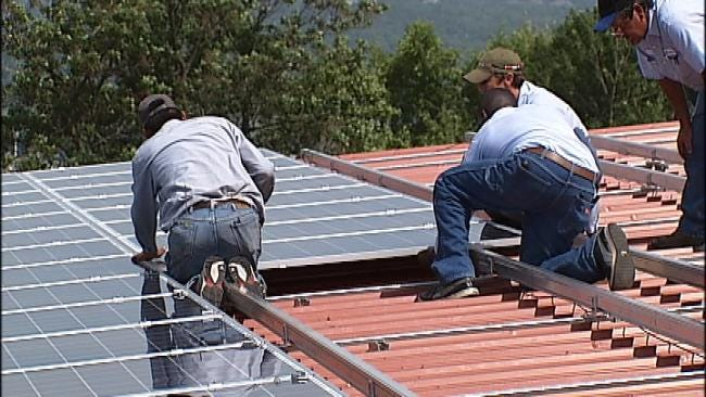 Sunlight To Power Tulsa's Chandler Park Community Center
