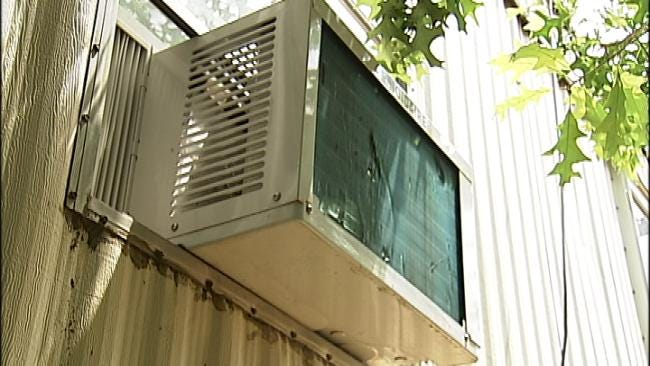 Tulsa Weather Coalition Supplies Cool Air To Needy