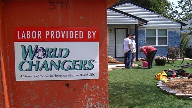 World Changers Brings Fight on Substandard Housing to Tulsa
