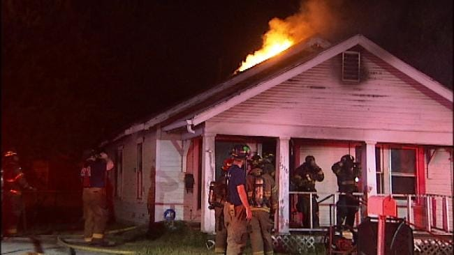 Investigation Continues Into Tulsa House Fire Early Monday