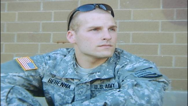 New Film Documents Case Of Oklahoma Soldier Convicted Of Murder