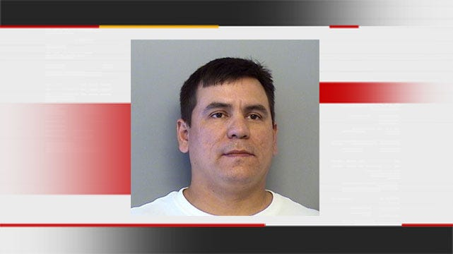 Tulsa Rape Suspect Charged In Broken Arrow Case
