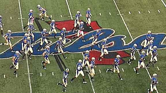 Eleven Tulsa Football Games to be Televised